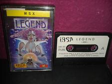 "Msx legend ""Guardic arcade compile 1988 iber soft Genesis IBSA spain full"