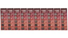 50 X CR2025 2025 DL2025 BR2025 High Quality Loopacell 3V Lithium battery remote