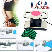 【USA】 Variable vibration Sliming machine Full Body Massager fat removal fitness