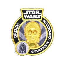 Star Wars Smuggler's Bounty Souvenir Patch Droids - C-3PO - New Mint Condition