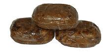 3x100gr. original Alata Black Soap Dudu Osun schwarze Seife !