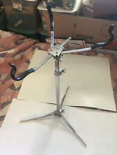 Ludwig Wfl 50s 60s Vtg Snare Drum Stand Tripod Lightweight Base Complete