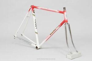 Berma 54 cm Italian Oria TT 0.9 Road Bike Frame - VTG L'Eroica 1980s Frameset