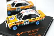FORD ESCORT RS1800 RUSSELL BROOKES 1:43 NEW 3RD RAC RALLY 1977 VITESSE 42379