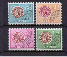 FRANCE # PREO 134-139 # MNH **  CV 9.00 EU 210