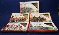 Lot of 220 Esci 1/72 Scale Unpainted Napoleonic Wars Figures NOS from 1983
