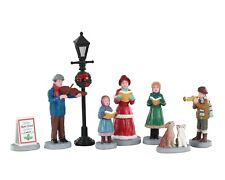 Lemax Christmas Village -  BAILY'S MUSIC SCHOOL CAROLERS - 02949