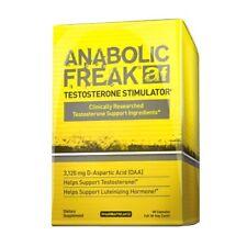 PharmaFreak ANABOLIC FREAK Boost Testosterone BLOCK ESTROGEN 96 capsules