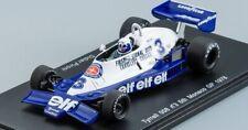 Tyrrell 008 Formel 1 1978 Didier Pironi - spark 1:43