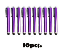 10x Touch Screen Capacitive Pen Stylus Universal For Tablet iPhone iPad Samsung