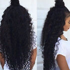 Africa Wave Curly Lace Wigs For Women Glueless Lace Front Wig With Baby Hair