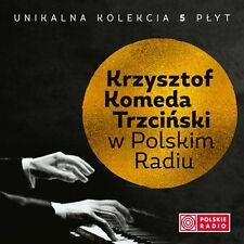 KRZYSZTOF KOMEDA - Komeda In Polish Radio  5 CD Polish Jazz