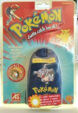 VINTAGE POKEMON POUCH MARBLES #112 RHYDON SERIES 1 NEW SEALED