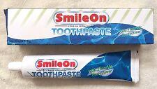 NEW THAI TOOTHPASTE TEETH ZHULIAN SMILE ON ALOE VERA WITH FLUORIDE PROTECTION