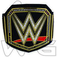 WWE World Heavyweight Wrestling Championship Adult Replica Belt metal brass WWF