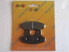FRONT BRAKE PADS fits SYM VS 125 150, 06-09 VS125 VS150