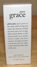 Philosophy Pure Grace  0.5 Oz 15 mL EDT Eau Toilette Spray Womens Fragrance NIB