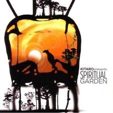 Spiritual Garden - Kitaro (CD 2006) NEW CD