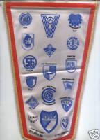Saisonwimpel DDR-Bezirksliga Frankfurt/Oder 1977/78