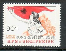 ALBANIA Sc 2273 NH ISSUE OF 1988 - WOMEN'S CONGRESS