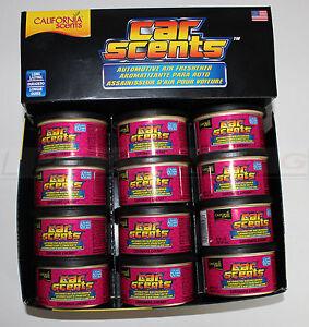 California Car Scents Duftdosen Coronado Cherry Kirsche