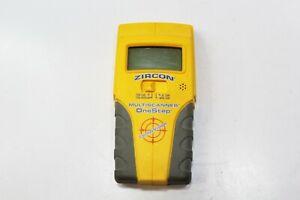 Zircon OneStep 4-Function CenterVision Stud AC Metal Wall MultiScanner READ DESC