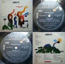 ABBA EL ALBUM THE ALBUM UNIQ CVR! UNIQ NUMBERED EDITION! MEGARARE CHILEAN PRESS!