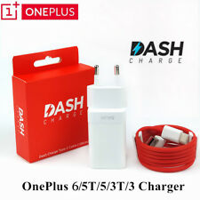 Original 1+ 6 Dash Charger Wall Travel Adapter & USB Type-C Cable For OnePlus 6