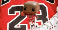 Funko Pop! NBA Michael Jordan #54 Basketball Chicago Bulls Cement III's Preorder
