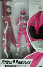 Lightning Collection Mighty Morphin Power Rangers Pink Ranger action figure