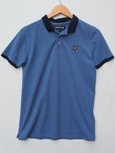 Fantastic Genuine LYLE & SCOTT Youths/Boys Short Sleeve Polo Shirt age 14-15 yrs