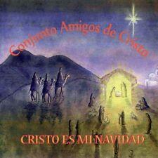 Conjunto Amigos De Cristo - Cristo Es Mi Navidad [New CD]