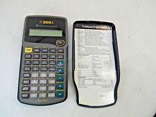 Texas Instruments brand calculator model ti30Xa 6 inches Yd17