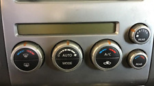 2005-2007 Nissan Pathfinder Automatic Heater AC Temperature Control Unit OEM TAN