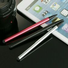 2 in 1 Touch Screen Pen Stylus Universal For iPhone Samsung Tablet Phone iPad PC