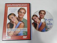 PLANES DE BODA DVD + EXTRAS JENNIFER LOPEZ MATTHEW MCCONAUGHEY ESPAÑOL ENGLISH