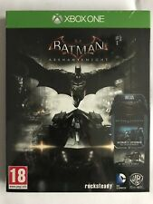 BATMAN ARKHAM KNIGHT XBOX ONE NEUF+DLC