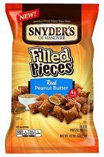 Snyders Of Hanover Filled Pretzels, Peanut Butter, 10 oz
