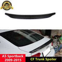 A5 Spoiler Carbon Fiber Trunk Wing for Audi A8 B8/B8.5 Sportback 08-15 CA Style