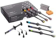 Essentia Starter kit jeringas dental Composite GC.