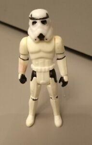 Vintage Star Wars Last 17 1984 Luke Skywalker Stormtrooper Outfit. head turns.