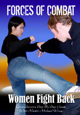 FORCES OF COMBAT 10 - WOMEN FIGHT BACK - DVD - REGION 2 UK
