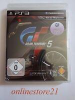 Gran Turismo 5 PlayStation 3 NEU PS3