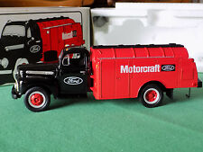 1951 Ford F-6 Fuel Tanker Motorcraft 1St First Gear 1/34Th #20-1124 White Box