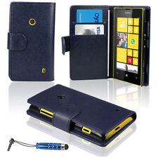 Étuis, housses et coques etuis portefeuilles bleus pour téléphone mobile et assistant personnel (PDA) Nokia