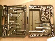 USA MADE CRAFTSMAN 36190 NEW! 190 Pc. Mechanics Tool Set, SAE & METRIC COMPLETE!