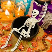 Halloween Hanging Horror Skeleton Bones Party Festival Decor Props Decoration