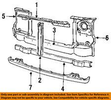 Dodge CHRYSLER OEM B250 Headlight Head Light Lamp-Support Bracket Right 4351134