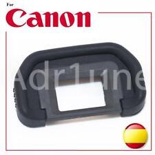 Visor para Canon Eos 30D 40D 50D 60D 5D 5DMII Mark 2 II ocular eyecup reflex