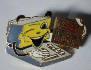 Pin's Vintage Collector Adv 3614 Top Reno Lot 013